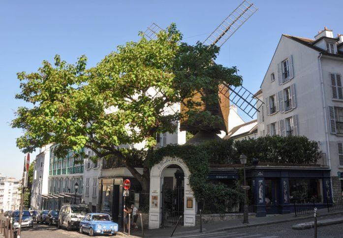 Moulin de la Galette - Blog La Marinière en Voyage