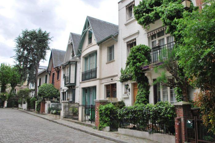 Villa Léandre à Montmartre - Blog La Marinière en Voyage