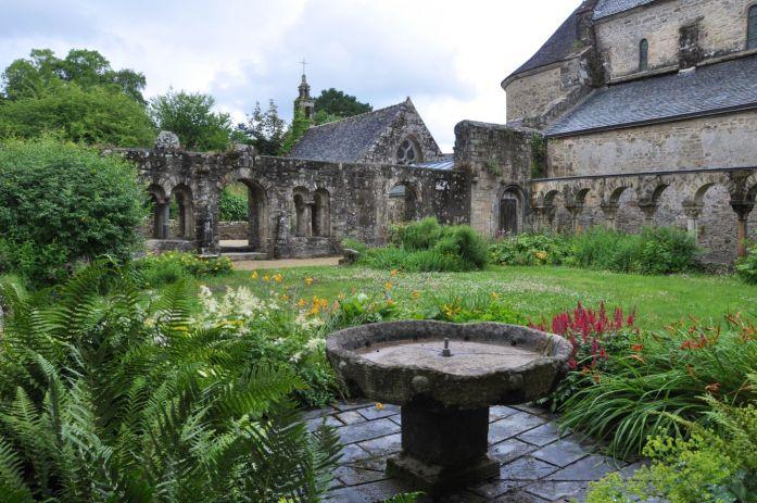 Jardins de l'abbaye de Daoulas - Blog La Marinière en Voyage