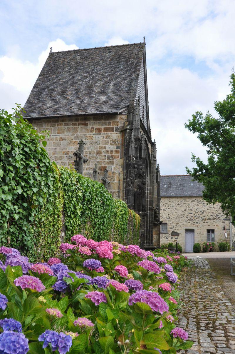 Village de Daoulas - Blog La Marinière en Voyage