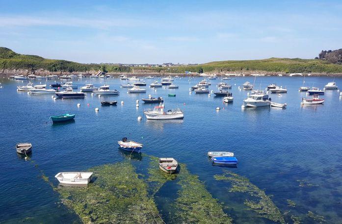 Port du Conquet - Blog La Marinière en Voyage