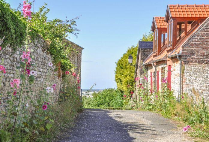 Le quartier médiéval de Saint Valéry sur Somme - Blog La Marinière en Voyage
