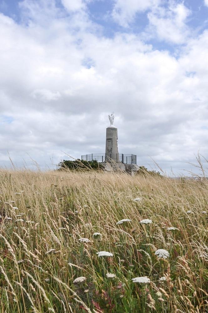 Notre Dame des Falaises dans la Somme - Blog La Marinière en Voyage