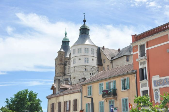 Château de Montbéliard - blog La Marinière en Voyage