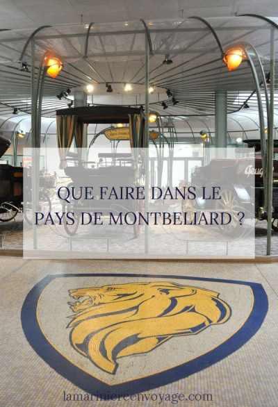 Que faire en pays de Montbéliard - blog La Marinière en Voyage