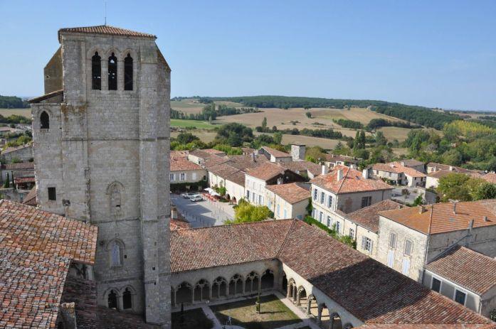 La Romieu, Gers - Blog La Marinière en Voyage