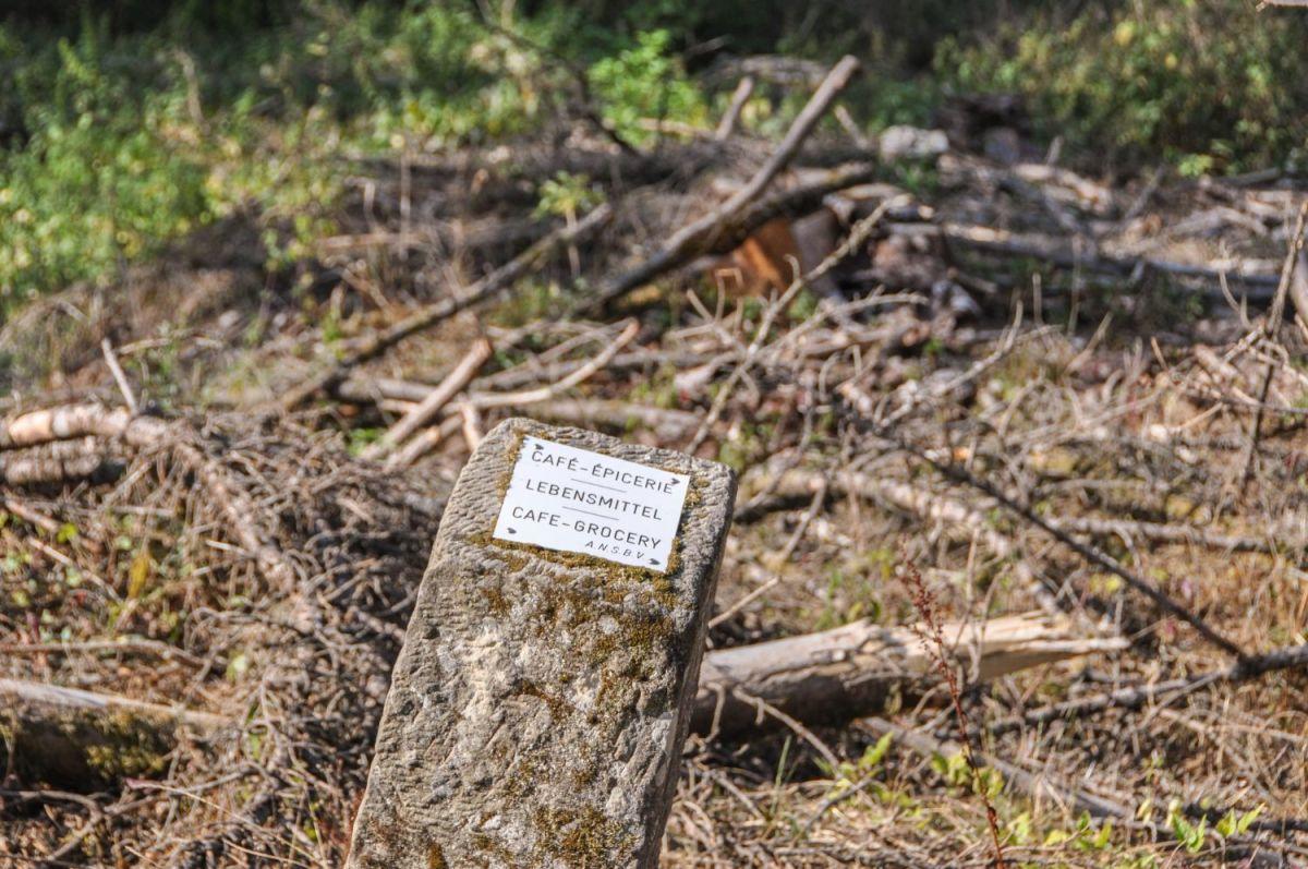 Village détruit à Verdun - Blog La Marinière en Voyage