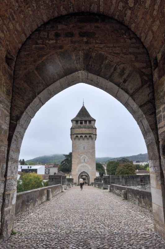 Pont Valentré - Blog La Marinière en Voyage