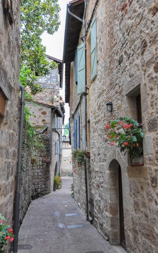 Figeac (vallée du Célé) - blog La Marinière en Voyage