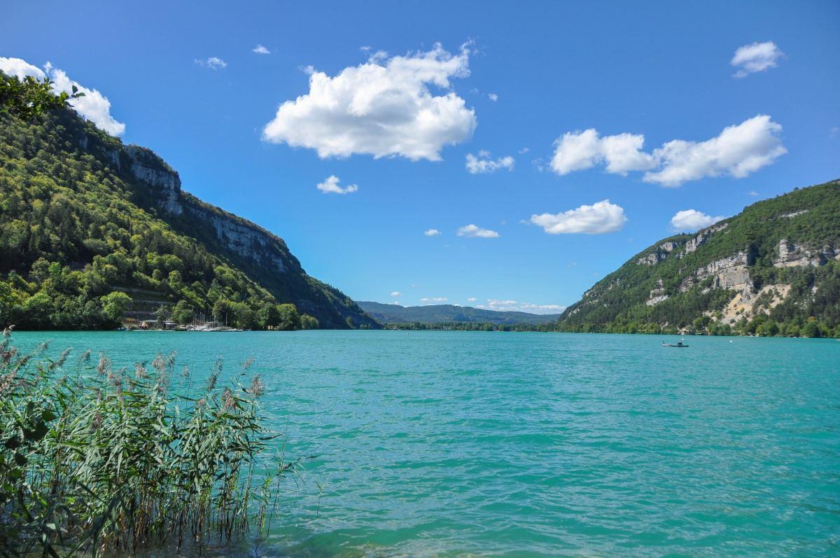 Lac de Nantua - Blog La Marinière en Voyage