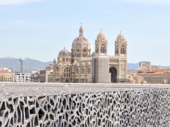 La Major, Marseille - Blog La Marinière en Voyage