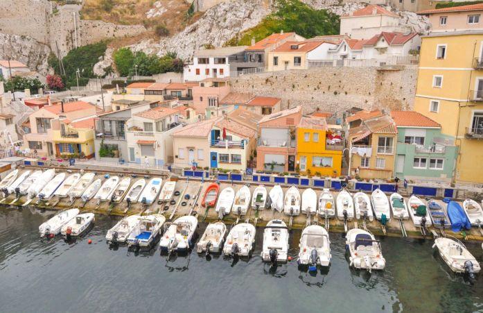 Vallon des Auffes, Marseille - Blog La Marinière en Voyage