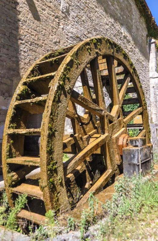 Abbaye de Fontenay - Blog La Marinière en Voyage