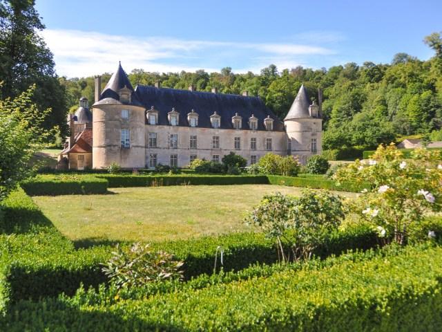 Château Bussy Rabutin - Blog La Marinière en Voyage