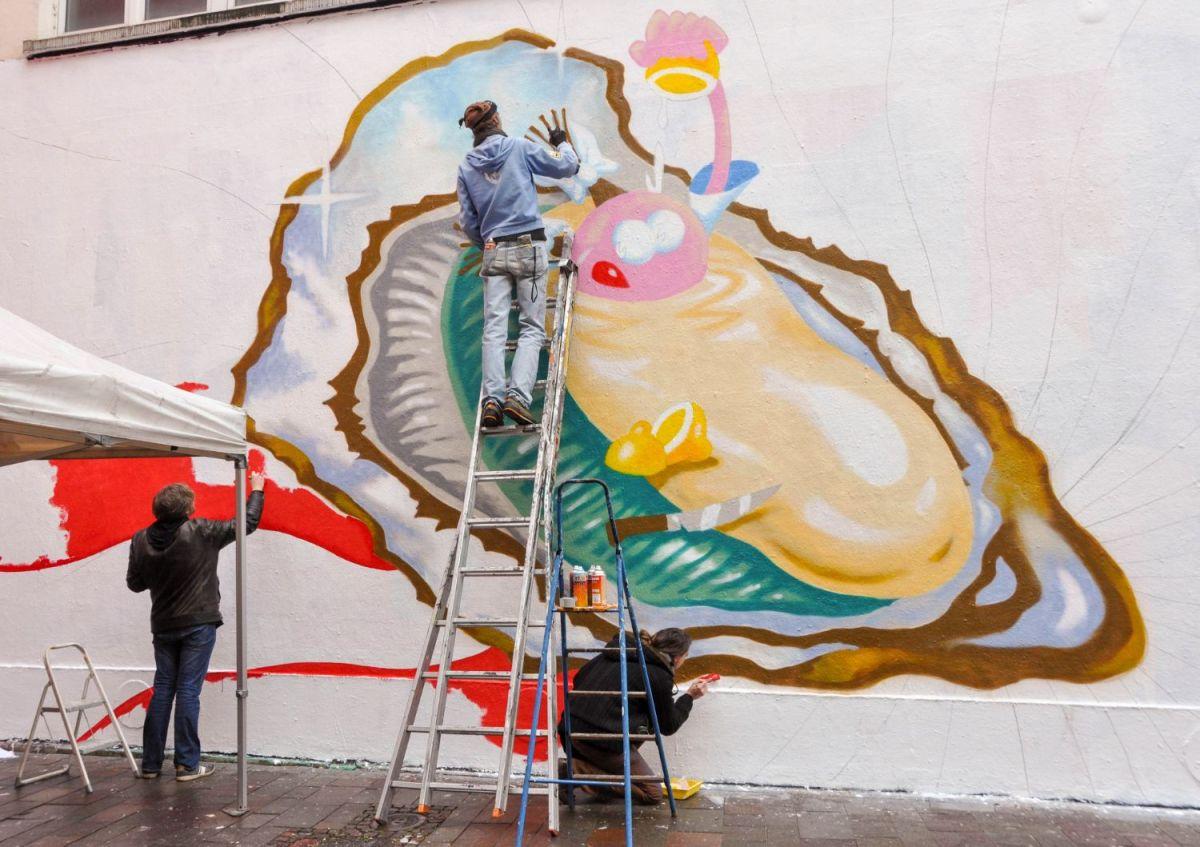 Street-art Mulhouse - Blog La Marinière en Voyage