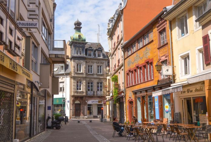 Centre historique de Mulhouse - Blog La Marinière en Voyage