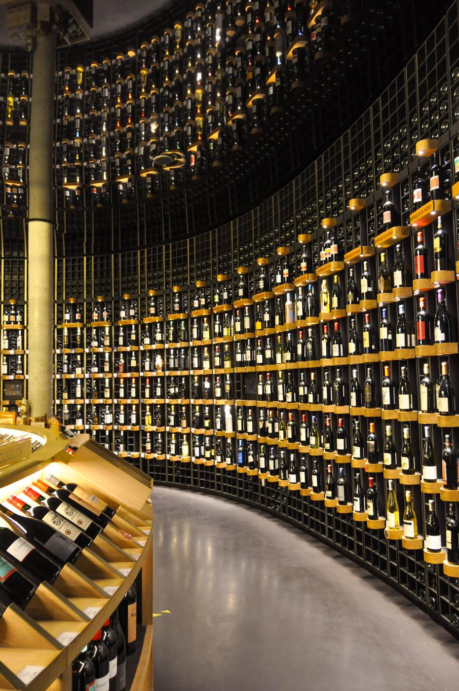 Cité du Vin, Bordeaux - Blog La Marinière en Voyage
