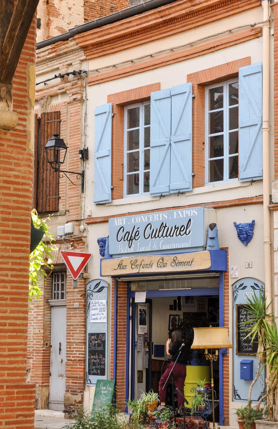 Rieux-Volvestre - blog La Marinière en Voyage