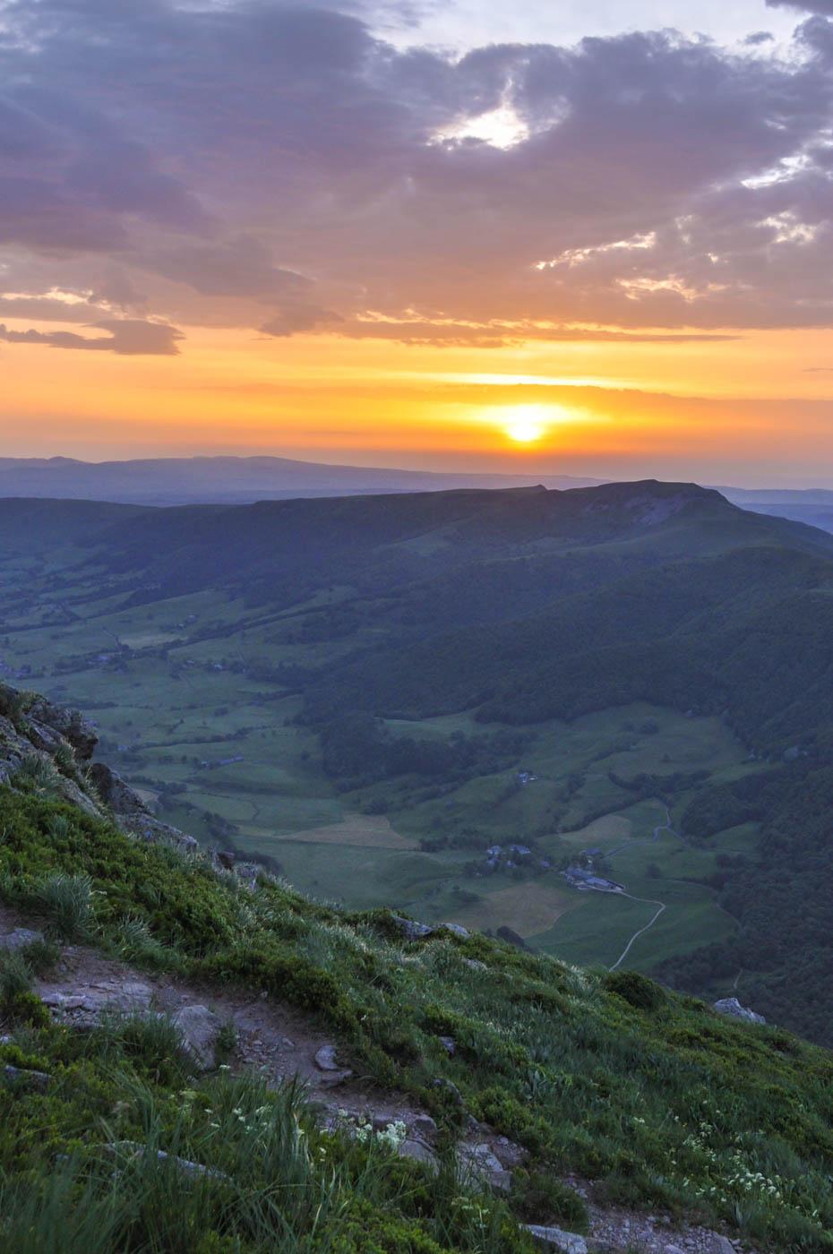 Randonnée au Puy Mary - Blog La Marinière en Voyage