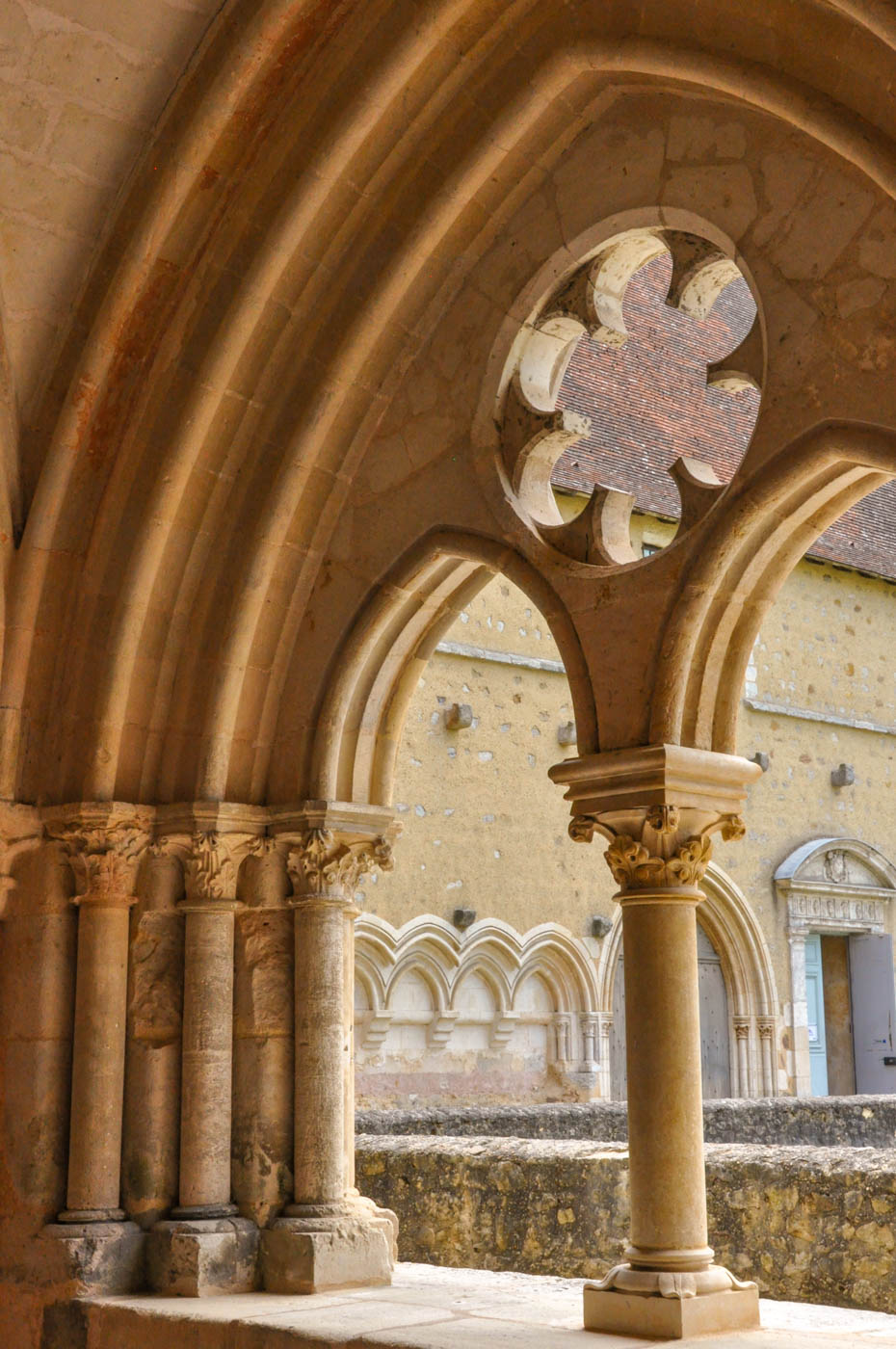 Abbaye de l'Epau - Blog La Marinière en Voyage