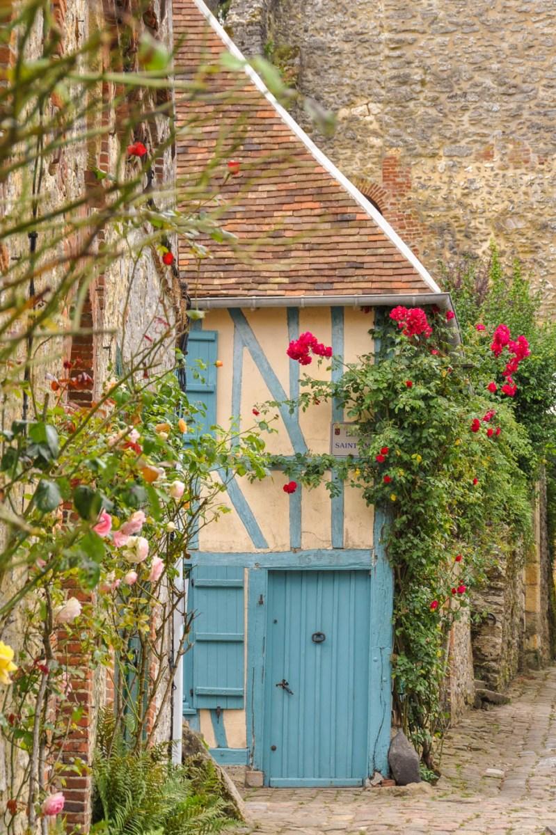 Visiter Gerberoy - Blog La Marinière en Voyage