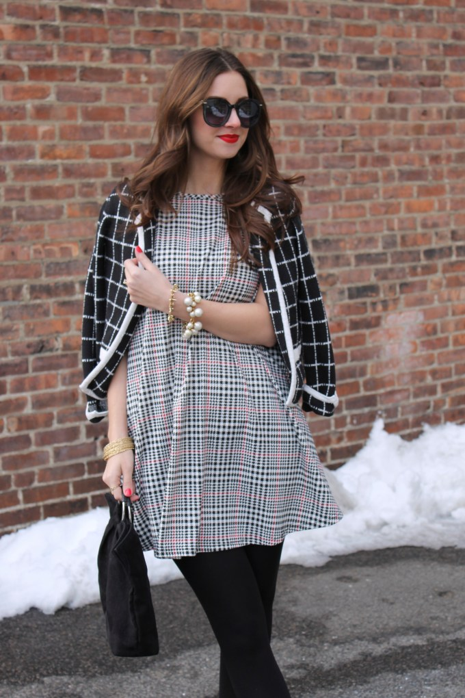 Houndstooth and WIndow Pane