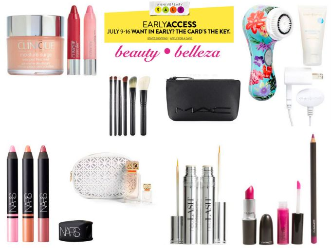 NSale Beauty Favorites, Nordstrom Anniversary Sale Beauty Exclusives