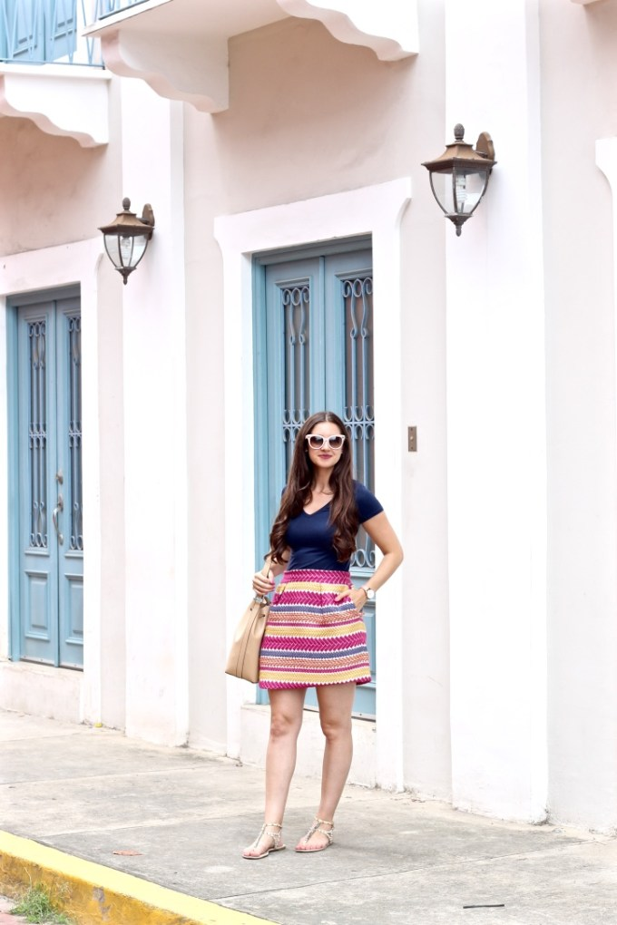 #LaMPTravels, La Mariposa in Panama, Casco Viejo, Panama City, Panama, What to wear in Panama