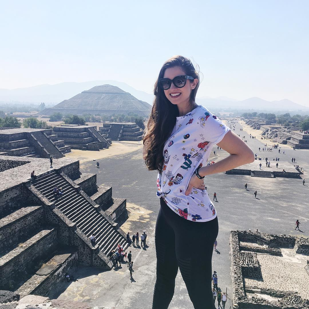 Theres nothing quite like a trip to the teotihuacanpyramids! Ihellip