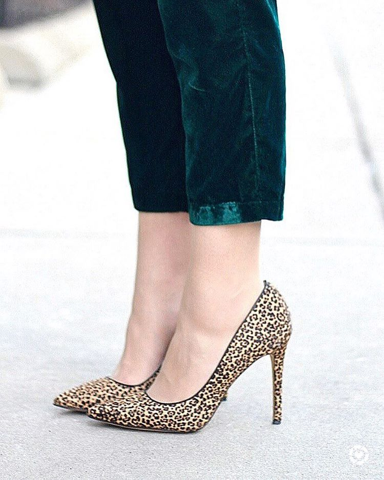 Friday is for leopard Mis tacones favoritos de leo estnhellip