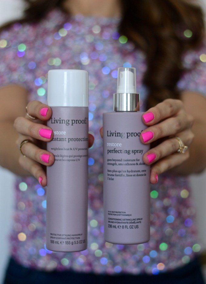 Tips for long, full & healthy hair using Living Proof Products
