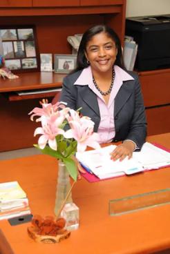 Ms. Jean-Rachelle Baril - Principal