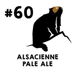 [Epuisé] Brassin #60 – Alsacienne Pale Ale