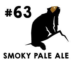 Brassin #63 – Smoky Pale Ale