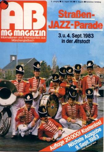 1983 MG Magzine