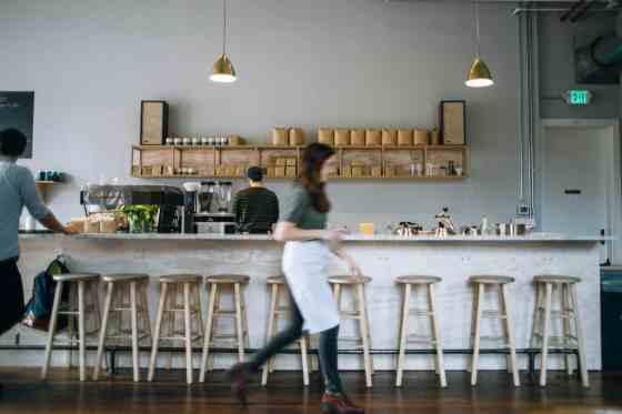 Elm Coffee Photo