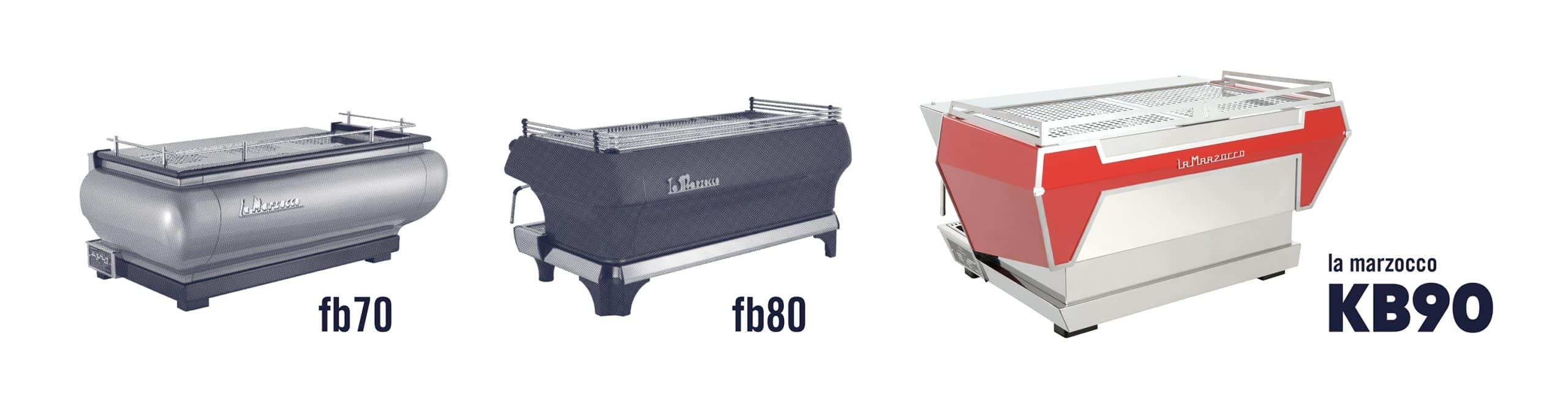 KB90 FB70 FB80