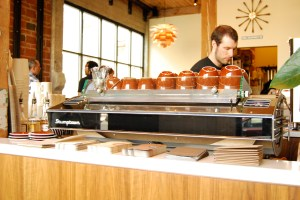Stumptown Seattle's Mistral.