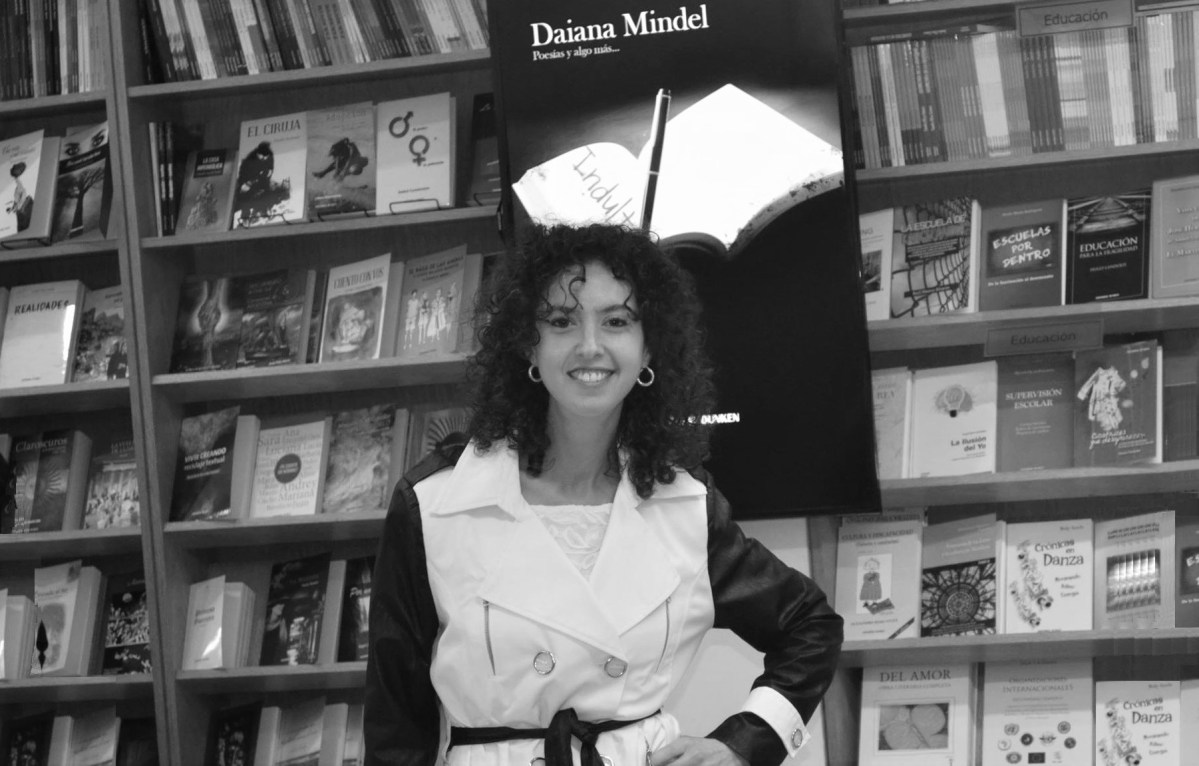 Abrojos y Rimas: Daiana Mindel