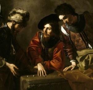 Escritura, prestidigitación, azar y coincidencia 1