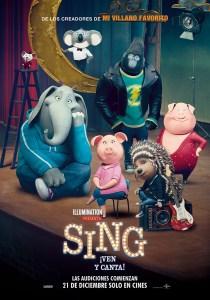 Sing: Canta para salvarse