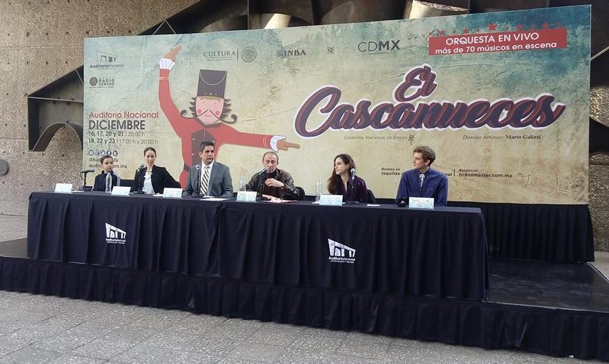 CND cierra el 2016 con El Cascanueces en el Auditorio Nacional