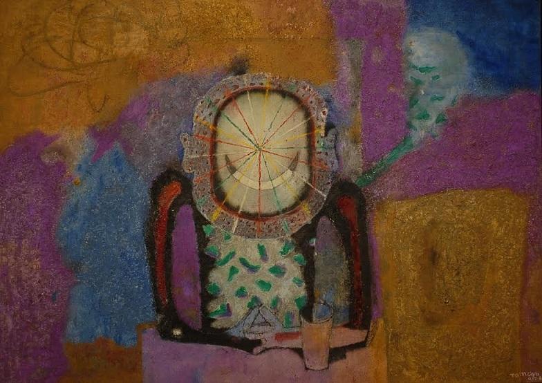 Últimos días de Rufino Tamayo, el éxtasis del color en el MAM