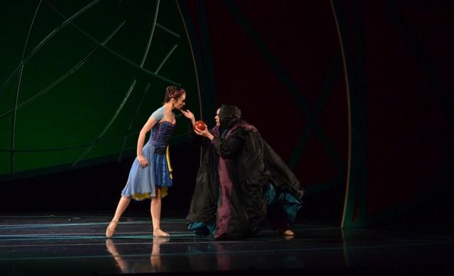Blancanieves: ballet contemporáneo en el CENART