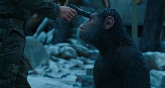 War for the Planet of the Apes: ¡Ave, César!