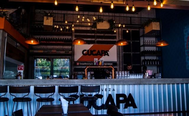 Los sabores de Cucapá Brewing Co.