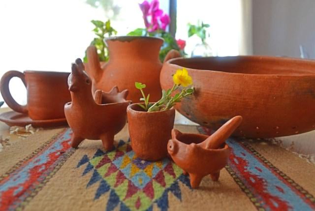 Lo bello y lo cotidiano: Alfarería en la cocina