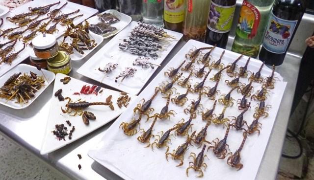 La experiencia gastronómica extrema del mercado de San Juan