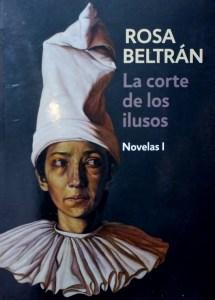 Rosa Beltrán en Protagonistas de la literatura mexicana
