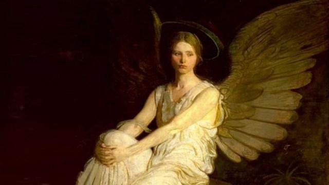 Cuando a ella le crecían alas